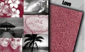 Велюро-махровые полотенца