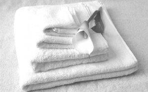 Махровые изделия для гостиниц