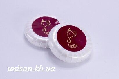 Мыло одноразовое с логотипом для гостиниц