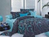 Комплект постельного белья Ранфорс ТМ Viluta - 9844