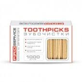 Зубочистки в эконом упаковке