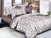 Комплект постельного белья Сатин ТМ Viluta - 605