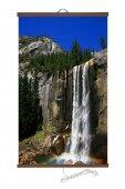 Обогреватель-картина настенный карбоновый Водопад