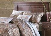 Комплект постельного белья Сатин Люкс ТМ Tiare - 829