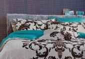 Комплект постельного белья Сатин Люкс ТМ Tiare - 847