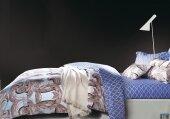 Комплект постельного белья Сатин Люкс ТМ Tiare - 846