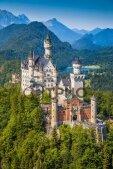 Обогреватель-картина настенный карбоновый Замок